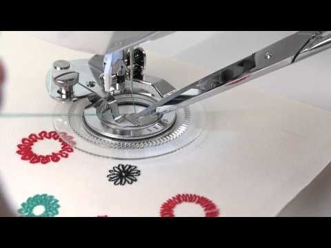 applique foot for singer sewing machine