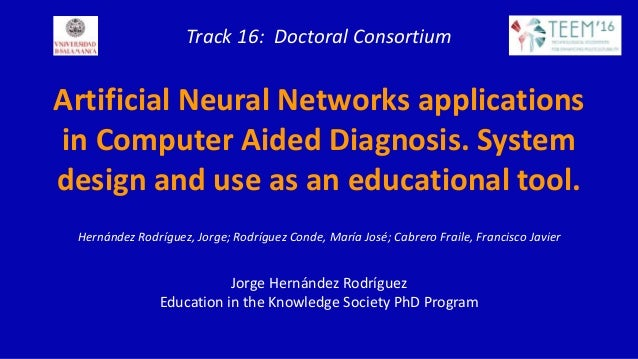 4 applications of artificial neural networks