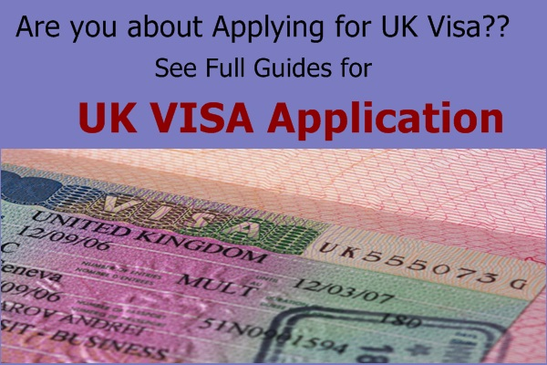ireland visa application requirements in nigeria