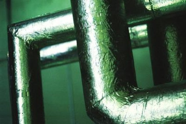 pipe insulation for outdoor application