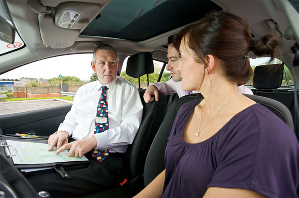 after application how long do i wait until test
