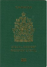 full size passport application in canada