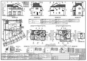 how to submit electrical permit application drawing