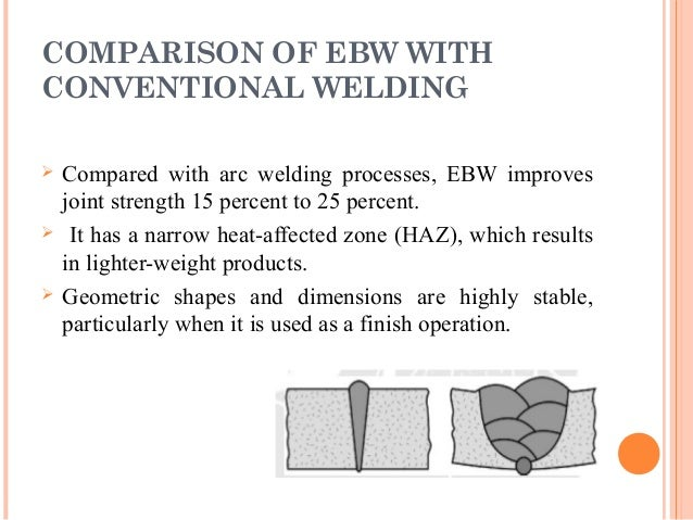 ptr electron beam welding applications