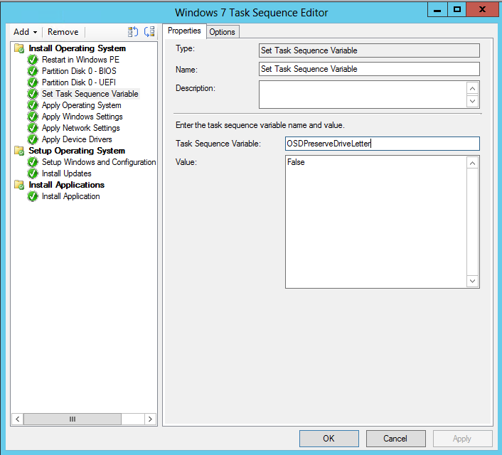 sccm 2012 install multiple applications